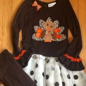 Emily Rose 2 Piece Thanksgiving Outfit
